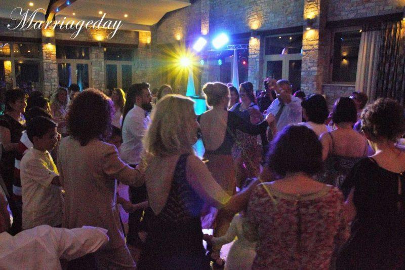WEDDING DJS IN GREECE SANTORINI MYKONOS DANCE FLOOR LIGHTING 4