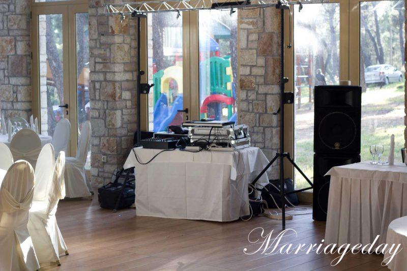 WEDDING DJS IN GREECE SANTORINI MYKONOS PRESENTMENT BEFORE AFTER