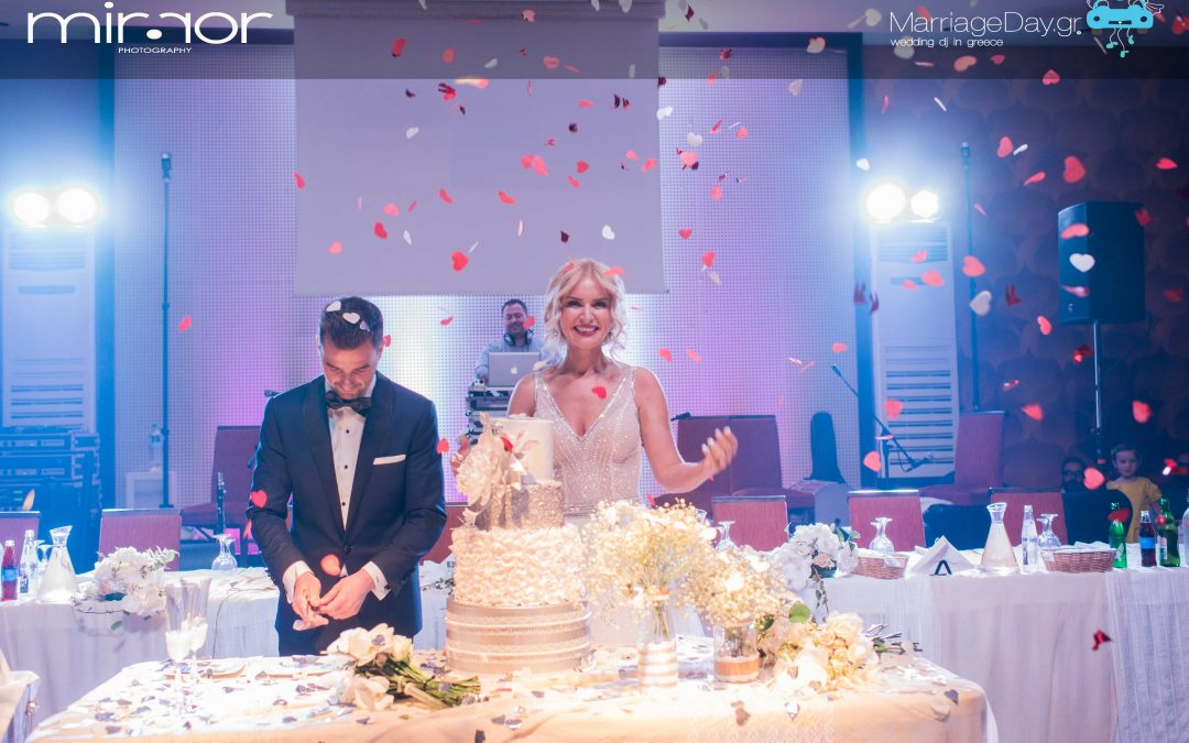 Wedding entrance songs 2017 | uplifting modern selections by Marriageday best wedding djs in Greece