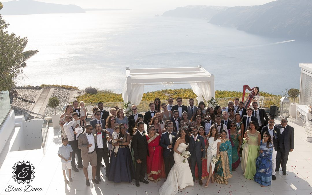 Are you planning your Wedding Ceremony at beautiful Santorini Island?