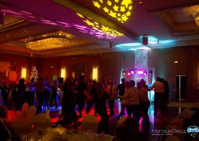 dance floor moments Intercontinental
