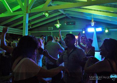 dance floor moments Kythera island 2