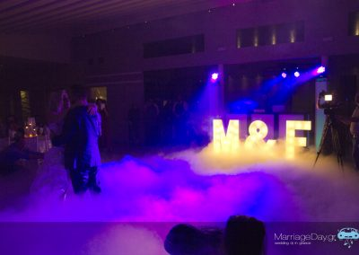 marriageday.gr dancing on clouds effect